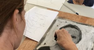 Enhanced Drawing with Sarah Wright