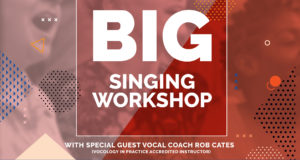 BIG SINGING WORKSHOP