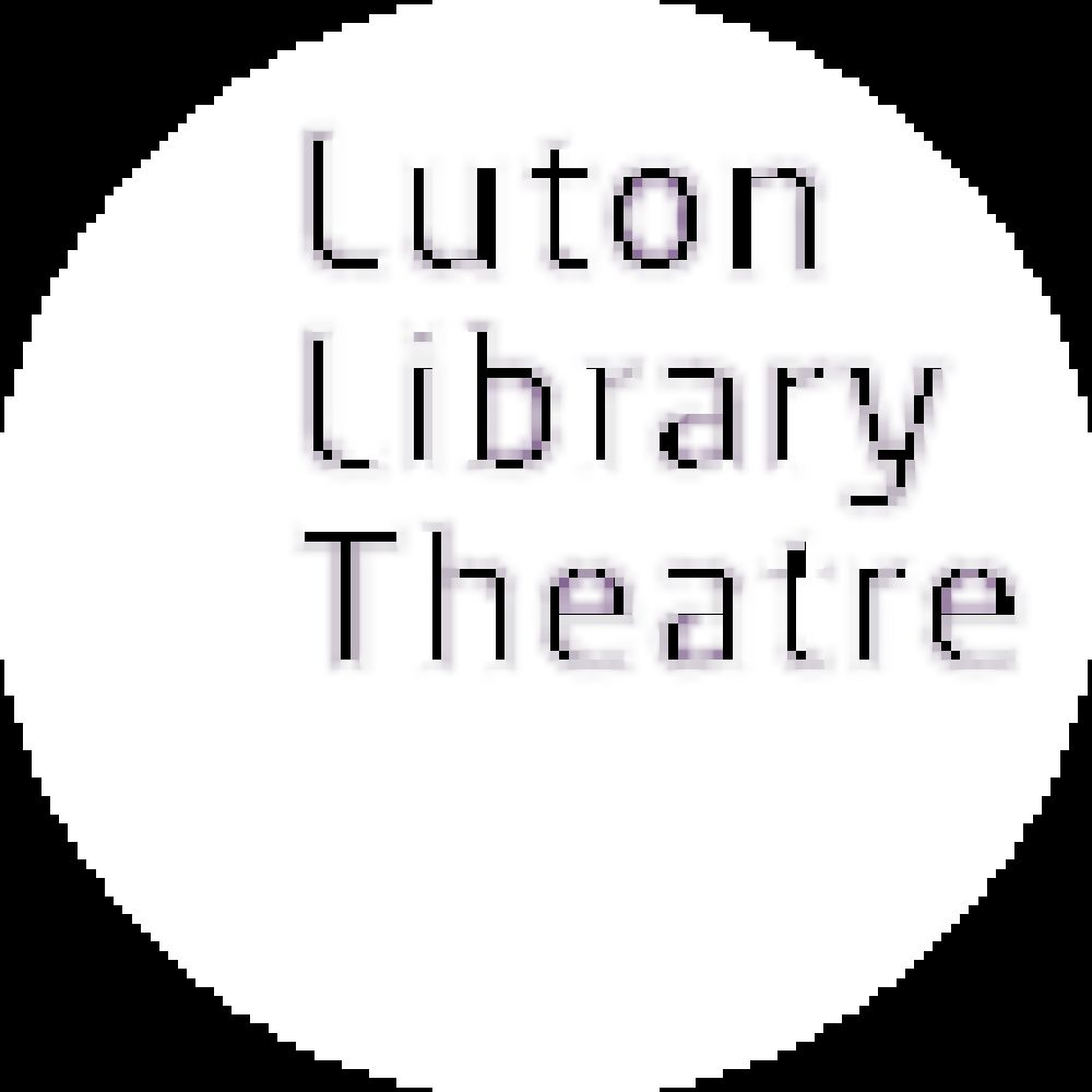 Luton Library Theatre Logo Large